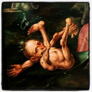 La tentation de saint Antoine de Pieter Huys