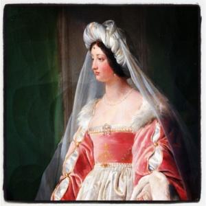 Diane de Poitiers chez Jean Goujon de Alexandre-Evariste Fragonard
