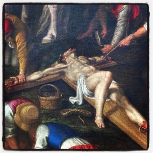 Les mystères de la passion du Christ d'Antonio Campi