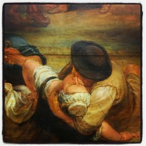 La kermesse ou Noce de village de Petrus Paulus Rubens