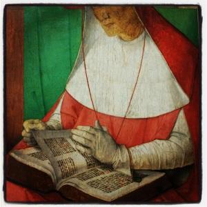 Saint Jérôme studiolo du duc d'Urbino