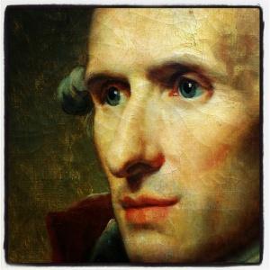 Portrait d'Antonio Canova, sculpteur de François Gérard