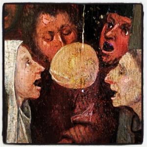 Allégorie de la gourmandise, dite La Nef des fous de Jérôme Bosch
